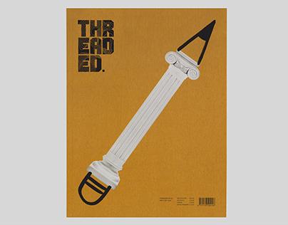 Threaded Magazine Ed.19 'Cultural Capital Issue'