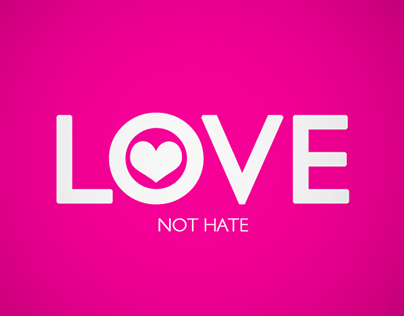 Love Not Hate
