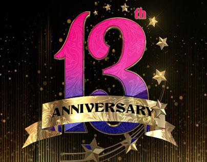 13 Anniversary