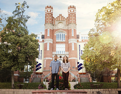 Brand Strategy & Identity | Westminster College