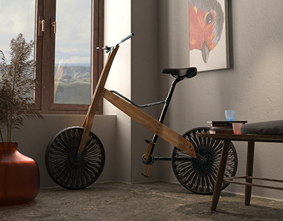 Kika. RTA eco bike