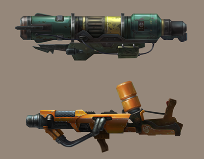 #10 weapon
