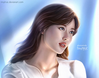 Kim Joo Yung fan art