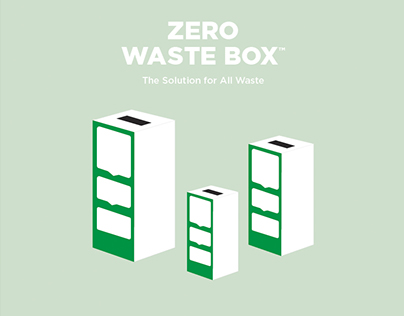 Zero Waste Box Infographic