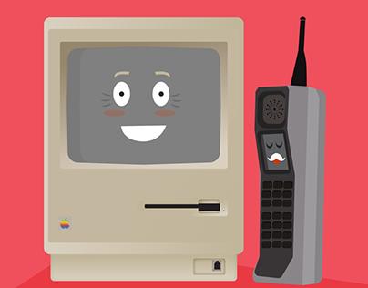 Illustrazioni e animazioni social | Miracomunicazione