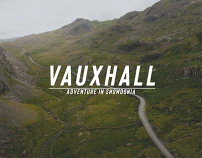 Vauxhall // Automotive Adventure in Snowdonia