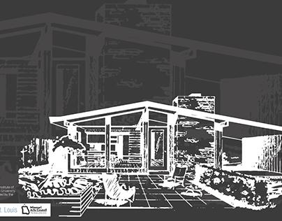 Suburban Modernism Exhibit