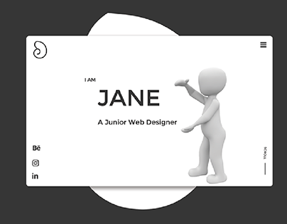 Personal branding and my Portfolio web design