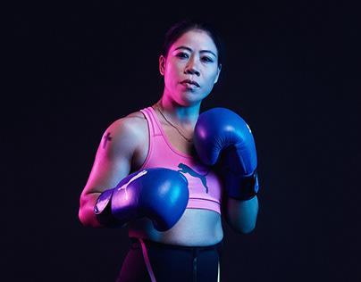 Mary Kom - PUMA