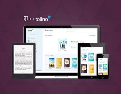 Deutsche Telekom | Tolino e-reader