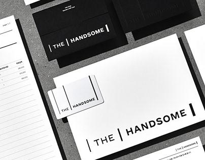 THE HANDSOME Brand Identity