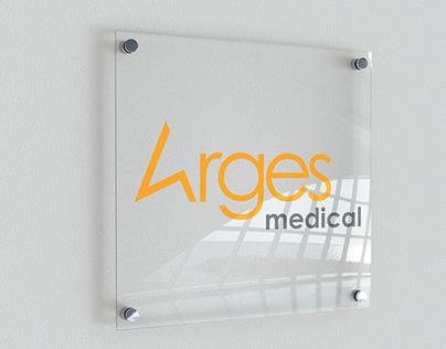 Branding: Arges Medical