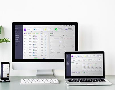 Dashboard Design & Develop