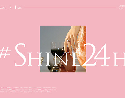 #Shine24H campaign