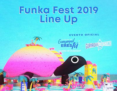 Funka Fest 2019 Line Up