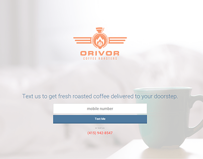 Orivor Coffee Roasters