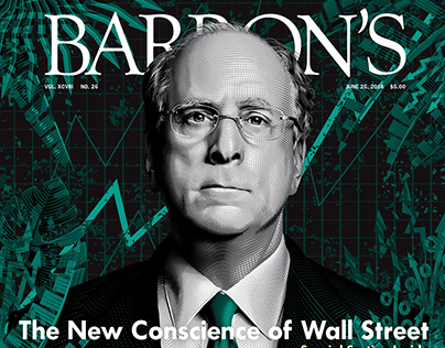 Barron's: June 23rd Cover
