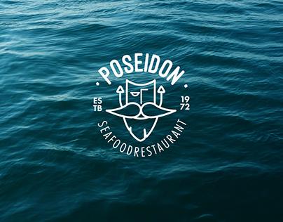 Poseidon · Sea Food Restaurant