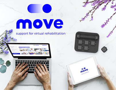 MOVE support for virtual rehabilitation