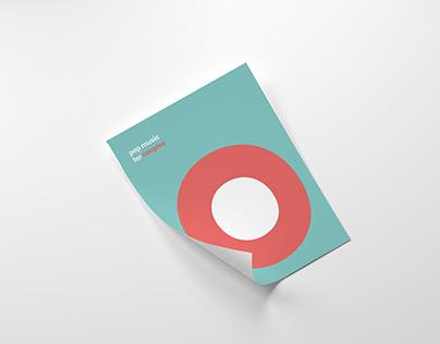duotones logo & identity design
