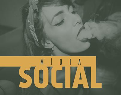 Rede social Vintage Lounge