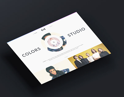 COLORS x STUDIO