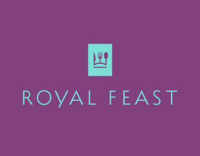 Royal Feast logo