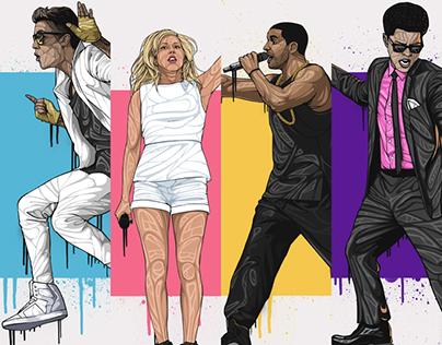 Pop Culture Icons 2
