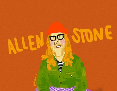 Allen Stone Illustration