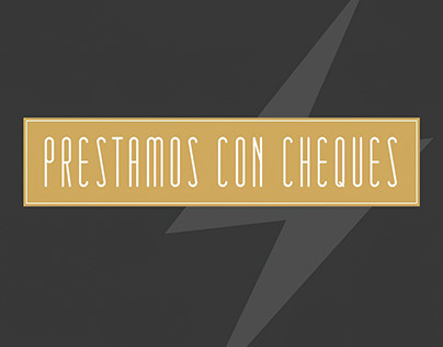 Prestamos Con Cheques | Logotipo