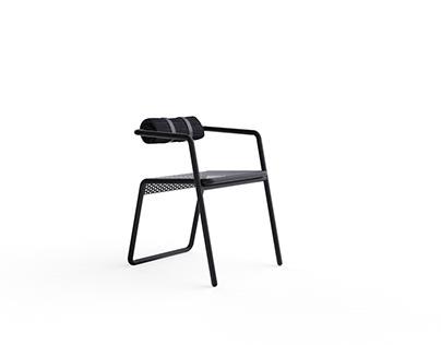 Combat Chair