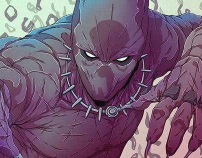 Black Panther - Print/Poster
