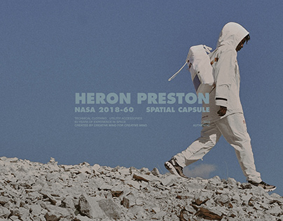 HERON PRESTON NASA.