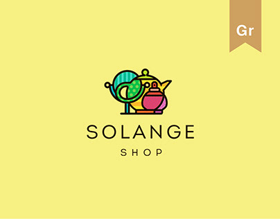Solange Shop | Branding