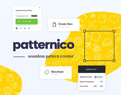 Patternico - seamless pattern creator