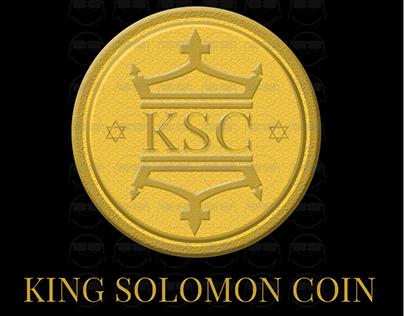 King Solomon Coin Sample Design