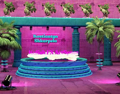 Screen Kulish FX ArtSpace 2020