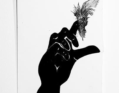 relief print »organics«