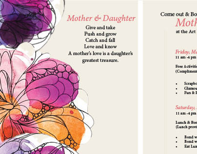 Mom & Daughter Event