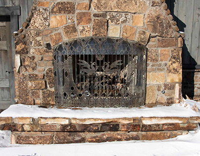 Evermore Park Fireplace Screens