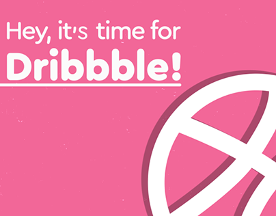 Time for Dribbble