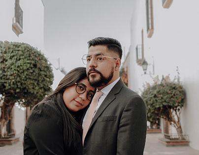 Gabriela y Rodrigo