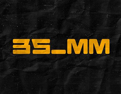 35_MM — TYPEFACE