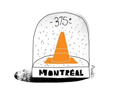 L'été orange / Montreal