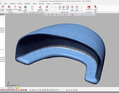 Capacidades en diseño, escaneo e impresión 3D