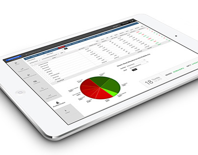 Stock Market App Concept