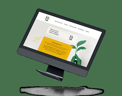 Kaxa communication Branding