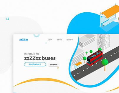 zzZZzz tour buses