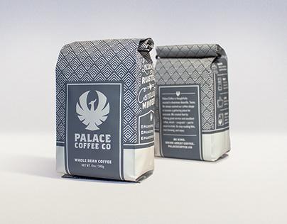 Palace Coffee Co. Bag Design