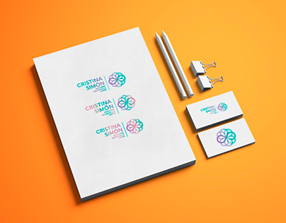 Cristina Simón // Corporate Identity